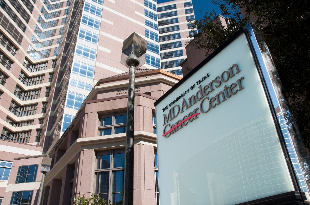 MD Anderson Cancer Center, CANNLIV CBD, cancer research, cannabidol